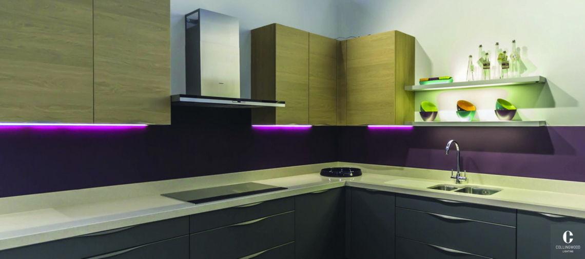 k chenbeleuchtung. Black Bedroom Furniture Sets. Home Design Ideas