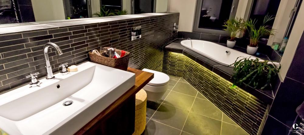 badbeleuchtung. Black Bedroom Furniture Sets. Home Design Ideas